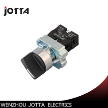 XB2-10X/21  two position maintained selector  switch xb2 bg21 two position maintained selector rotary self locking with key push button switch 10a 1no 22mm
