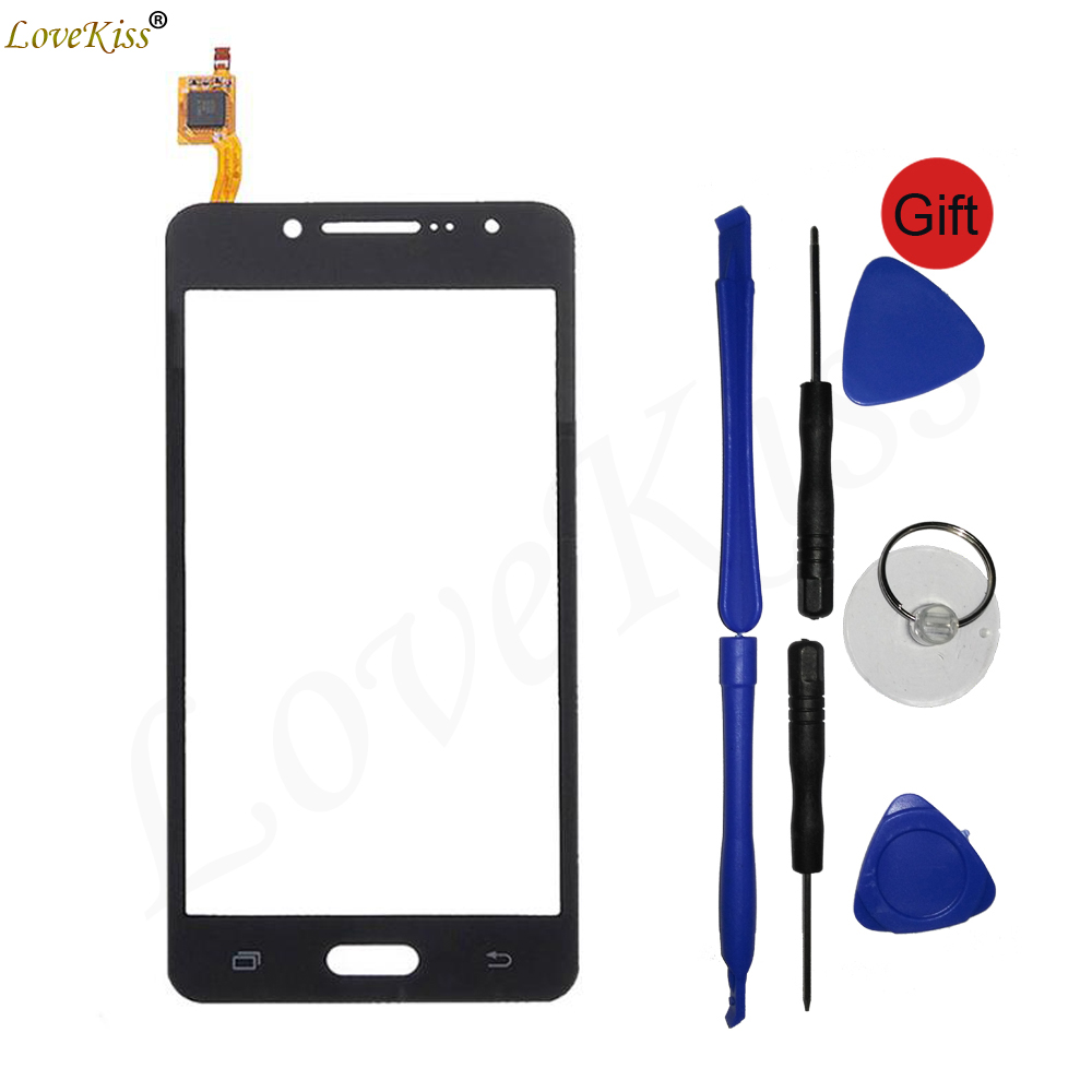 J2Prime Front Panel For Samsung Galaxy Grand Prime Plus J2 Prime SM-G532F Touch Screen Sensor LCD Display Digitizer Glass Cover