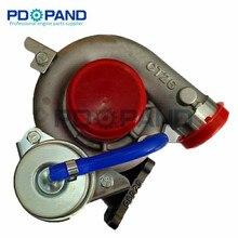 Турбокомпрессор CT26 турбина whell турбо комплект для Toyota Land Cruiser J8 4164 cc 1HDT дизельный двигатель 17201-17010