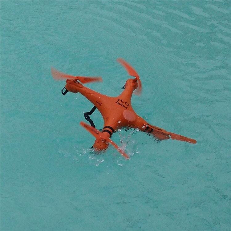 Водостойкий Квадрокоптер Aviax Headless Cruise control дроны 2,4 г 4CH RC с вращением на 360 градусов