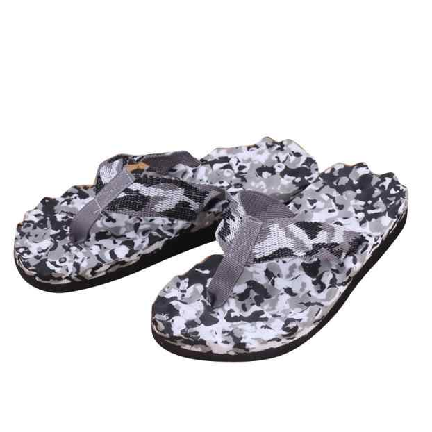 2019 Camuflagem dos homens chinelos sapatos de praia verão Chinelos Sapatos Sandálias Chinelos Chinelo indoor & ao ar livre Novo 1.84