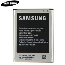 Original Phone Battery EB-L1M1NLU For Samsung ATIV S i8750 i8370 i8790 Authentic Battery 2300mAh аккумулятор для телефона craftmann eb l1m1nlu для samsung gt i8750 ative s gt i8370 marco gt i8750 odyssey