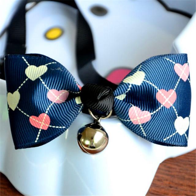 Puppy Kitten Necktie Collar