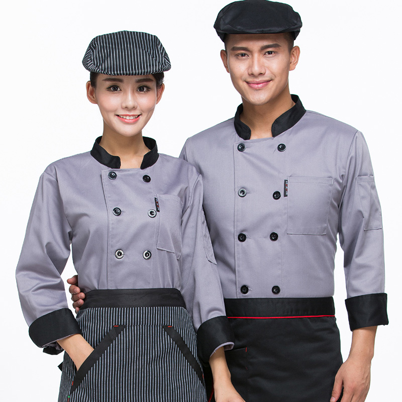 Restaurant Kitchen Uniforms compare prices on kitchen clothing- online shopping/buy low price