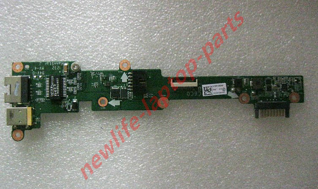 original V5-551G V5-552G power DC web RJ45 board test good free shipping samsung rs 552 nruasl