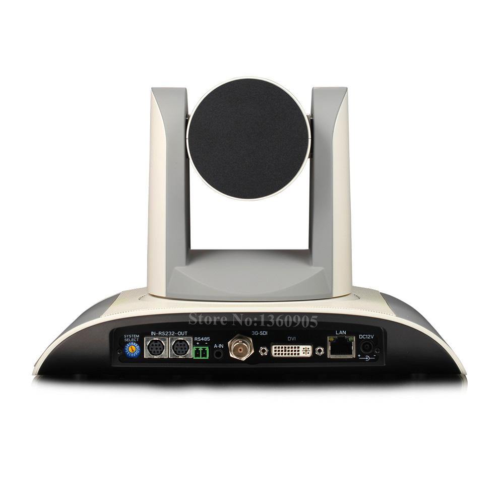 Weiße Farbe 2.0MP Full-HD-Videokamera für Besprechungen HDSDI DVI - Schutz und Sicherheit - Foto 2