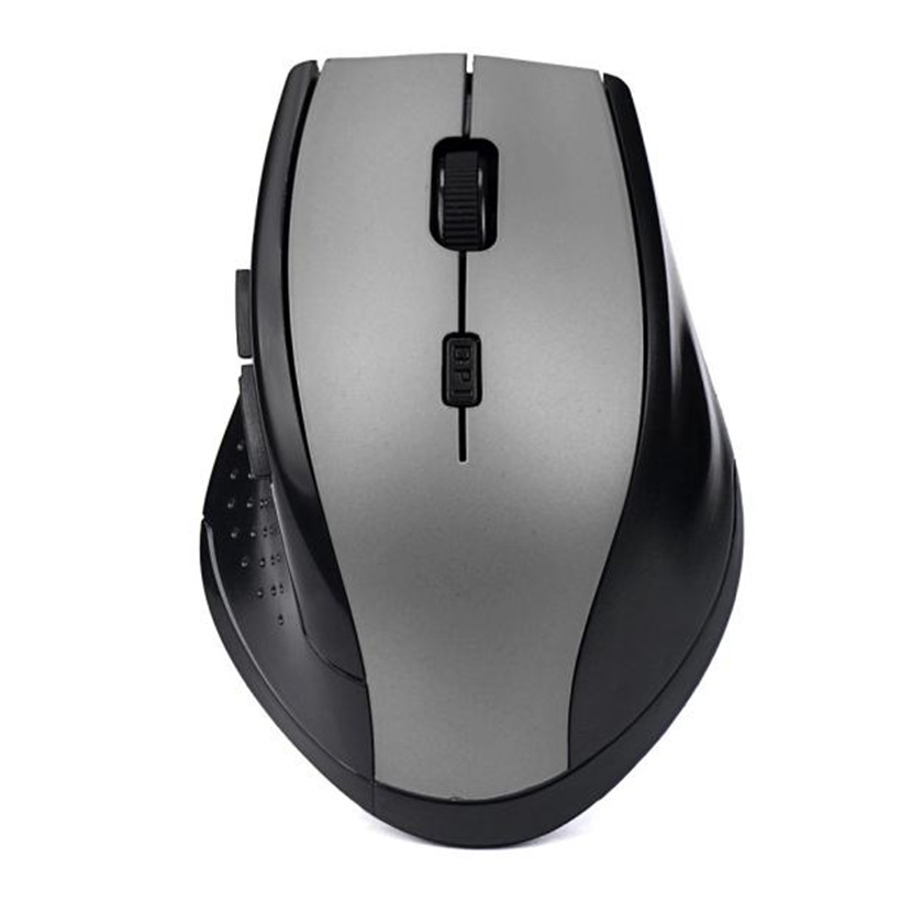 Advanced Wireless USB Gaming Mouse Mouse sem fio 1000 DPI 4Button Optical USB Mice 2017tablets For PC Laptop GD 1PC
