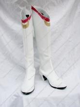 Бесплатная доставка заказ дешево белый сейлор мун обувь из сейлор мун косплей рождество