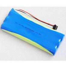 14.4 v NI-MH SC Bateria Recarregável Vacumm Cleaner 3500 mah para Ecovacs Deebot D54 D56 D58 Deepoo 540 550 560 570 580