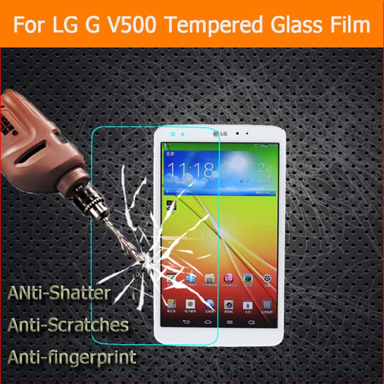 Best 9H Premium tempered glass film For LG G Pad 8.3