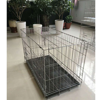 Chicken Cook Chicken Cage Pens Crate Rabbit Cage Enclosure Pet farm animals cages size 80x40x47 cm