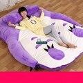 Дориа Trader 200см х 170см Япония Аниме Тоторо спальный мешок плюша Мягкая погремушка Кровать Матрас Татами 2 Размеры Бесплатная доставка DY60994