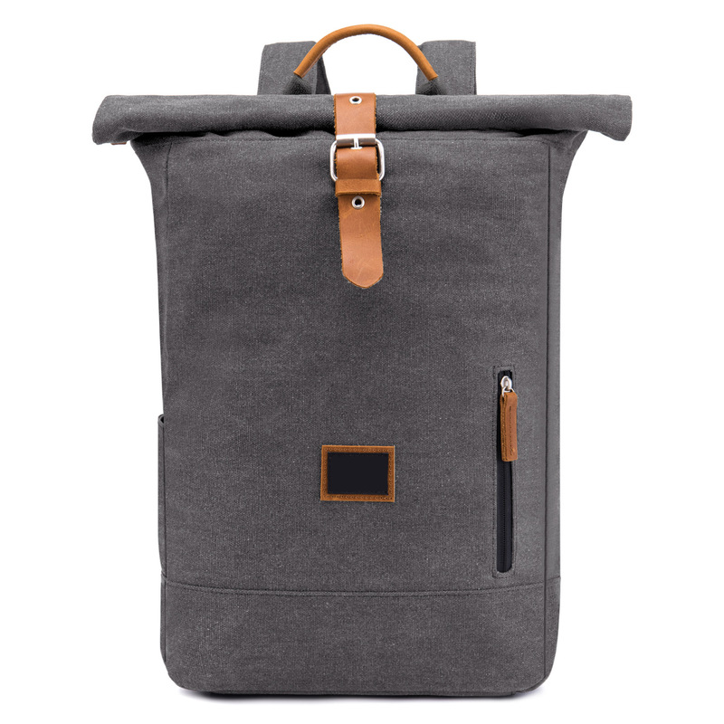 2019 New Canvas Backpack Outdoor Travel Bag College Wind Large Capacity Tide Men Bag High Quality Mens Fashion(China)