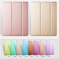 Shockproof Case For Pad Retina Slim Designer Tablet PU Smart Cover For Ipad 2 3 4