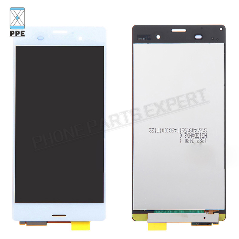 Sony Xperia Z3 LCD & Digitizer Assembly - White