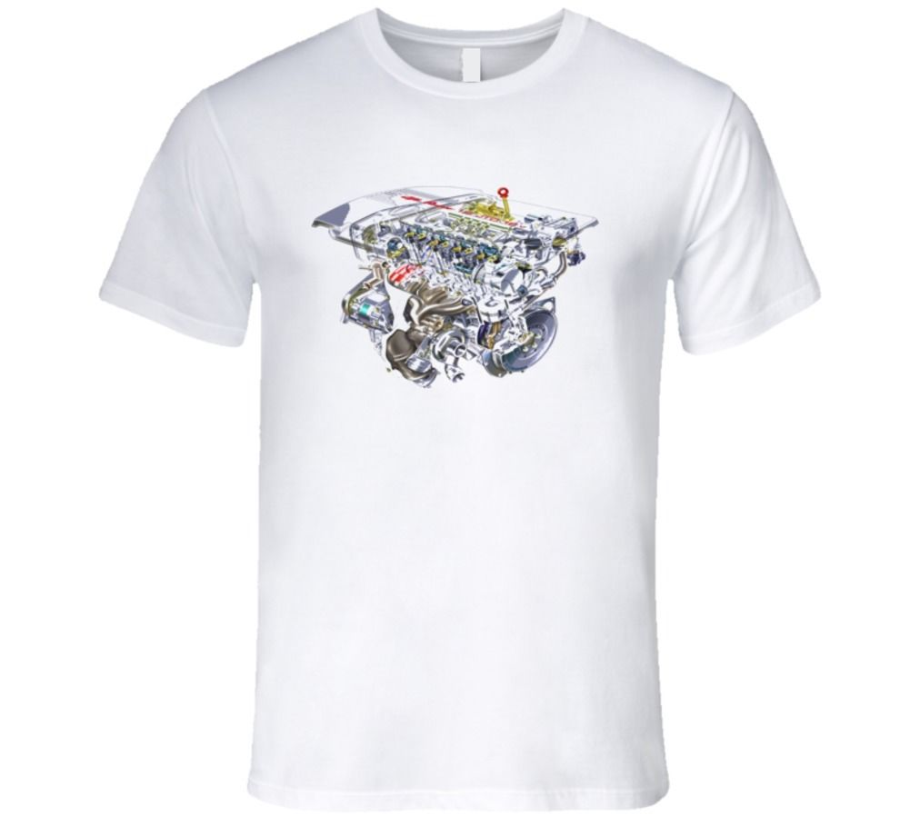 ALFA ROMEO'S ENGINE, POWER, BEAUTY ENGINEERING, DIAGRAM T Shirt-in T-Shirts  from Men's Clothing & Accessories on Aliexpress.com | Alibaba Group