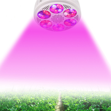 120W phyto LEDs Led Grow Light Full Spectrum fitolamp E27 Growing Lamp 36 SMD3030 Chips Indoor Hydroponics Plant