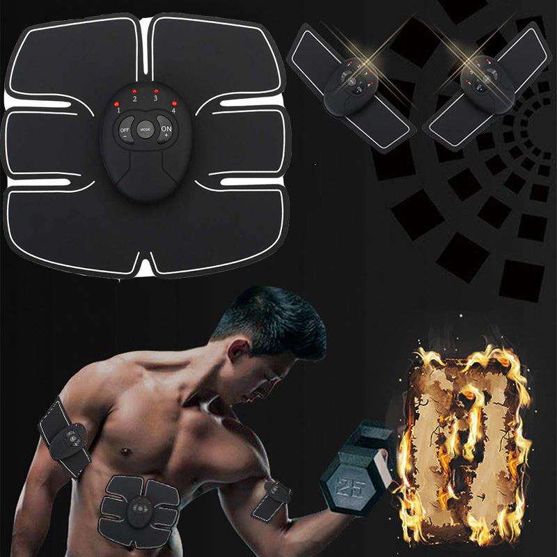electric muscle stimulator massager tens Abdominal machine ems Trainer fitness Weight loss Body slimming slimmer Massage muscle smart electric abdominal muscle arm trainer perfect body device wireless muscle stimulator fitness massage health fat burning