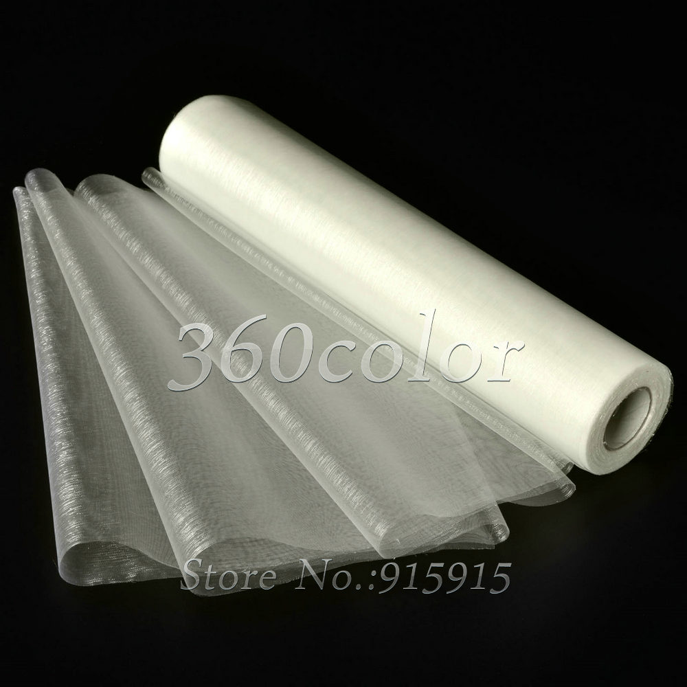 Organza Sheer 29cm Wide Chair Sash Bow Table Runner Balloon Wedding Decorations