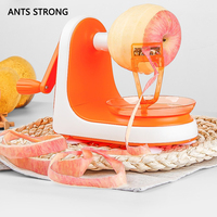 ANTS STRONG New type apple peeler machine/home creative convenient and fast fruit peeler kitchen tool