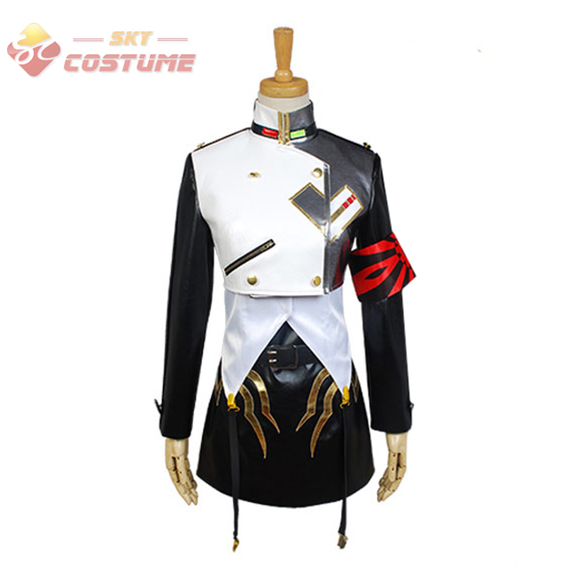 Anime Vocaloid Project DIVA-f Miku Agitation Adult Women Girls Uniform Cosplay Costume Custom Made Halloween Carnival Full Set