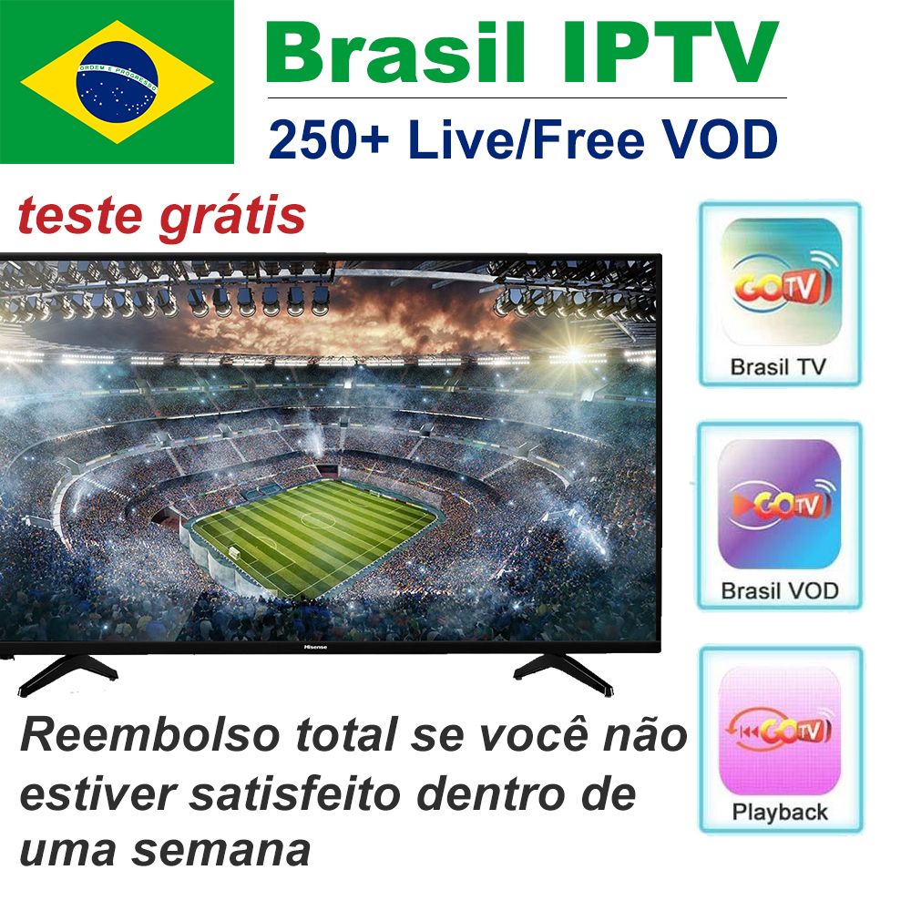 Cheap for all in-house products android box tv brasil iptv live in