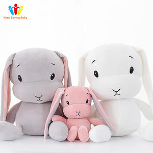 Baby Pillow Bedding Room-Decoration Plush-Toys Bunny Newborns Rabbit Infant Kids