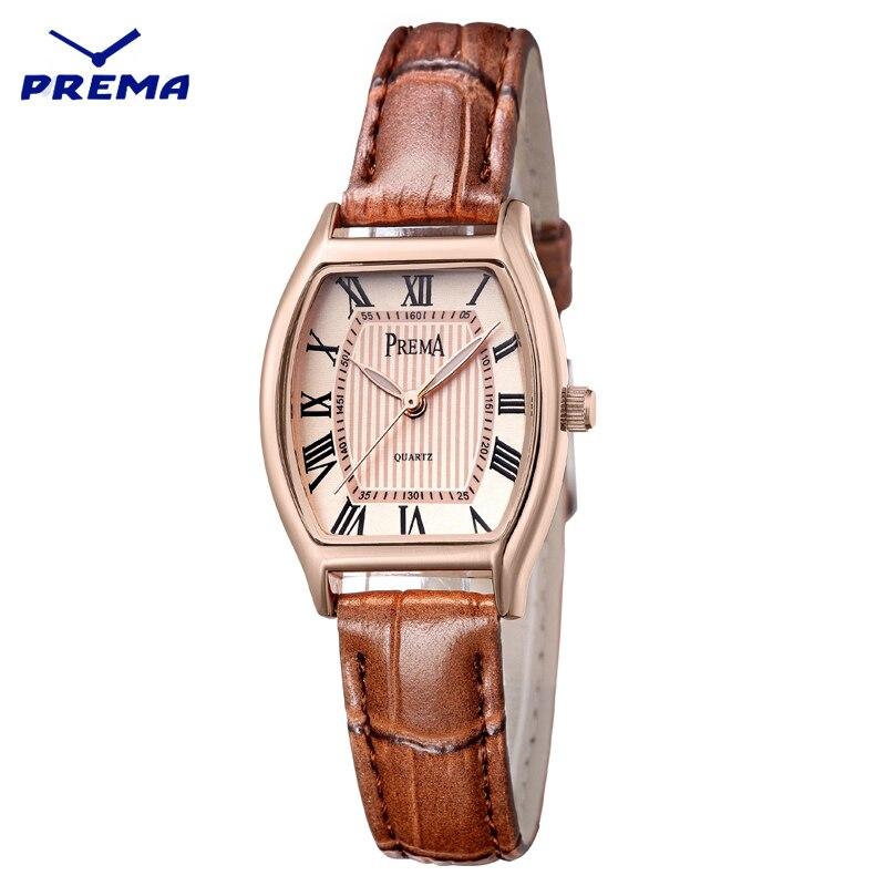 PREMA Марка женские часы Модные женские - Женские часы - Фотография 2