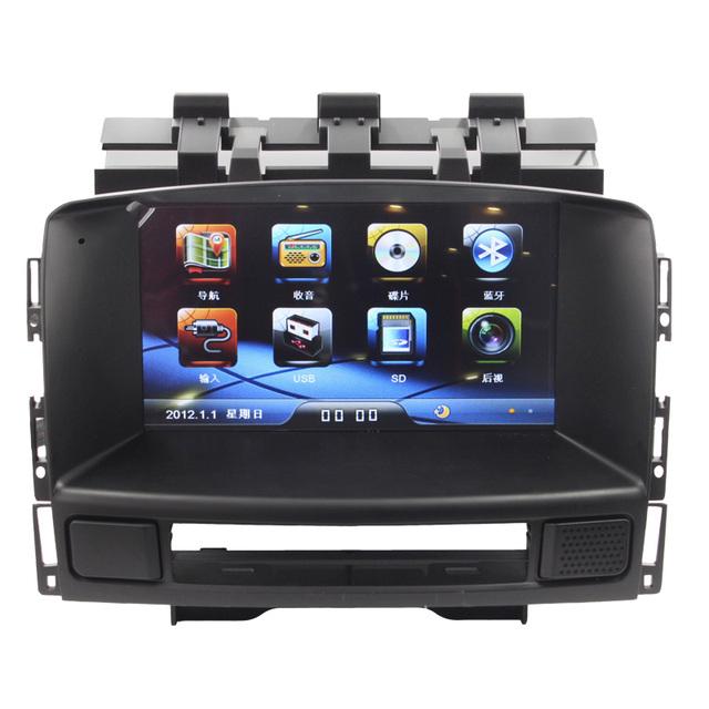 2016 Acessórios Do Carro para Opel ASTRA J Com gps do carro de navegação bluetooth Wince 6.0 sistema de Sintonizador de Rádio do Carro Dvd MP3 MP4 Players RDS