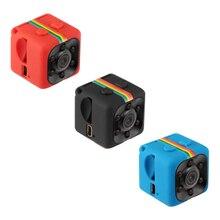 SQ11 1080 P Мини-видеокамера для подводной съемки на глубине до мини Камера для подводной съемки на глубине до инфракрасный Ночное видение Камера автомобиль Mini DV Цифровая Видео Регистраторы