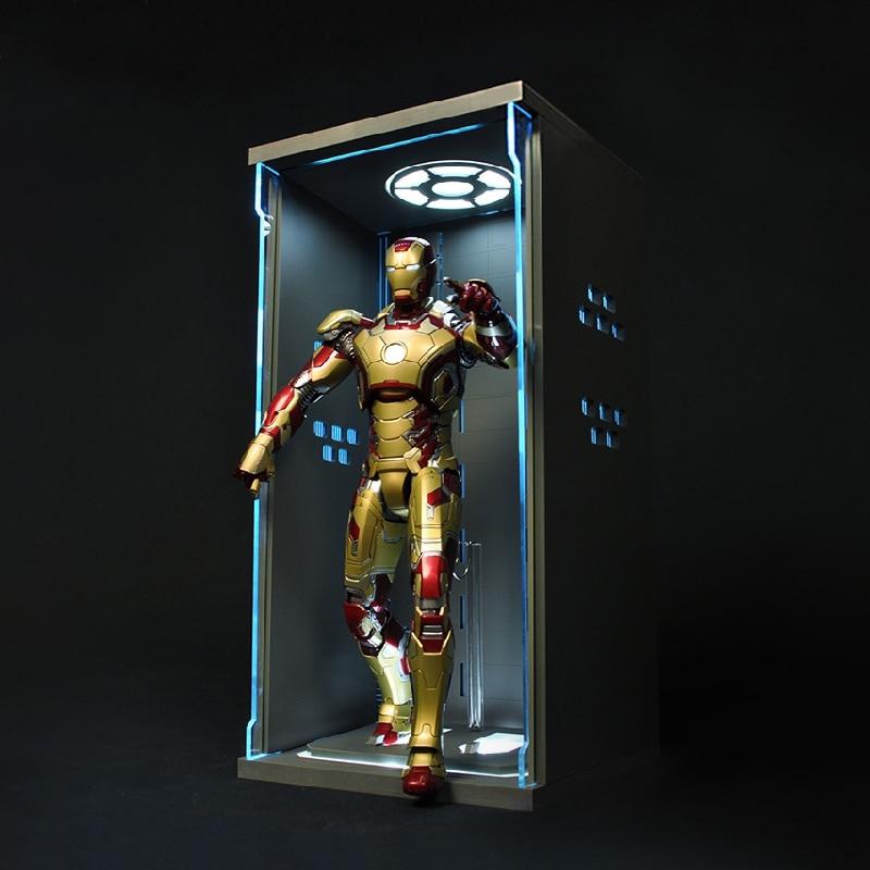 Avenger Union Hand Iron Man Iron Man Model Joint Movable Doll Toys MK42 MK43 T54 toys union мозаика с аппликацией пони 90 деталей д 15 мм toys union