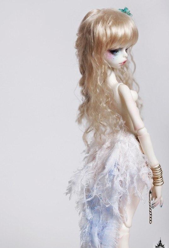 6 boneca zora bonito minúsculo avançado resina