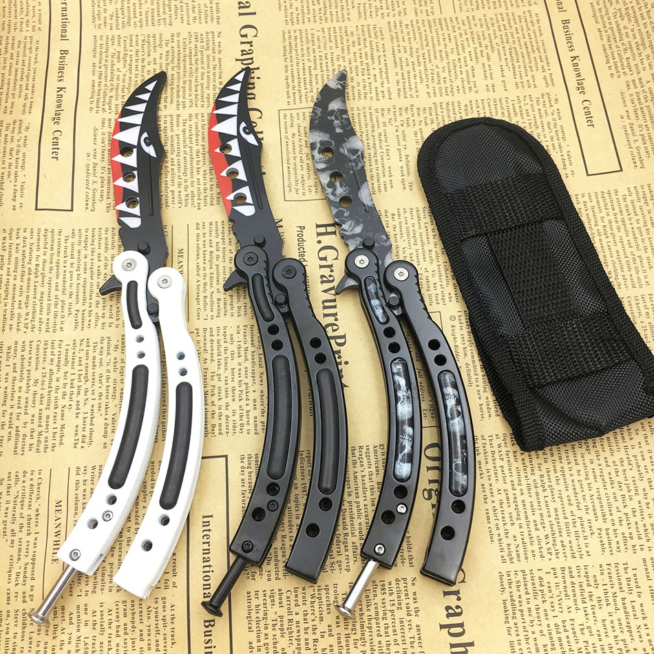 High Quality butterfly in knife