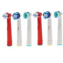 Cabezas de cepillo para Oral B cepillo de dientes eléctrico ajuste antes de  poder vitalidad de precisión limpio Pro salud triunf. 4fd941c1f5fb