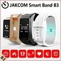 Jakcom b3 accesorios banda inteligente nuevo producto de electrónica inteligente como dw reloj para accesorios de mi banda 2 de la correa de metal