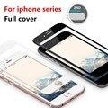 Для Apple Iphone7 Iphone 7 6 6 s Plus Принадлежность Конфиденциальности Протектор экрана Защита Закаленное Стекло Полное Покрытие 9 H 3D Изогнутые фильм