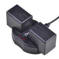 2x 3600mAH VW VBK360 VW VBK360 Battery +USB Charger for Panasonic HDC HS80 SD40 SD60 SD80 SDX1 SDR H100 H85 H95 HS60 HS80 Camera