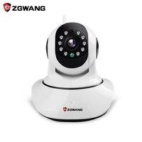 ZGWANG X6 Wireless IP Camera 720P Network CCTV Security Camera WiFi Wi Fi Video Surveillance Cameras