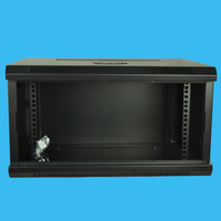 4U network rack wall mounted Rack server rack stored program controlled switching cabinet desktop monitor wall