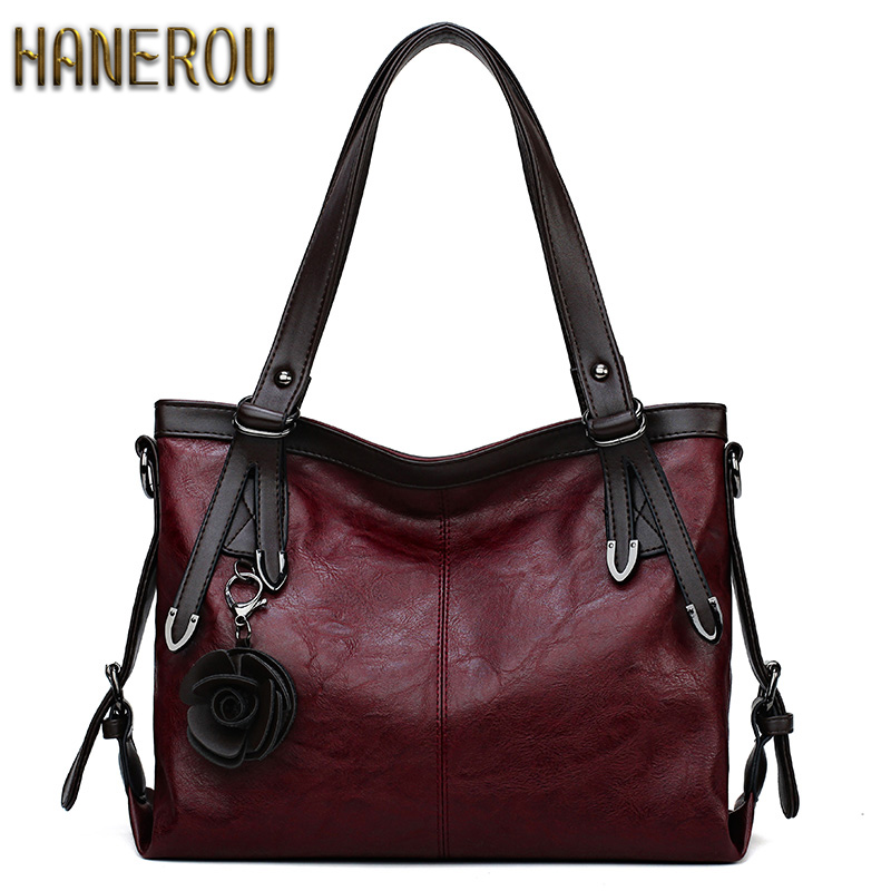 Luxury Handbags Women Bags Designer 2018 New Fashion PU Leather Women Bag Woman Tote Bags For Women Casual Ladies Hand Bags Sac for bmw 5 series e60 e61 lci 525i 528i 530i 545i 550i m5 2007 2010 xenon headlight dtm style ultra bright led angel eyes kit page 3