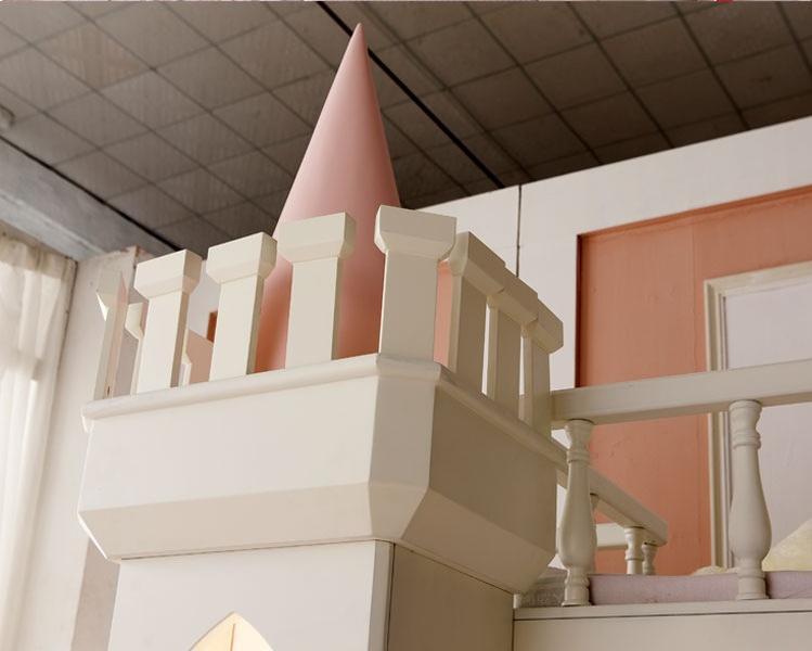 Etagenbett Burg : High end kinder schlafzimmer möbel mädchen prinzessin burg