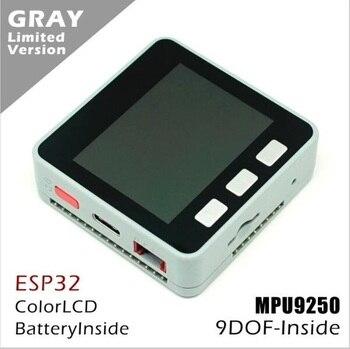 M5Stack Official ESP-32 ESP32 MPU9250 9Axies Motion Sensor Core Development Kit Extensible Micro Control Module for Arduino Сварка