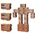 Komponente box mit schublade Kunststoff hardware teile box schraube lagerung box fach Werkstatt organisation storage tool box