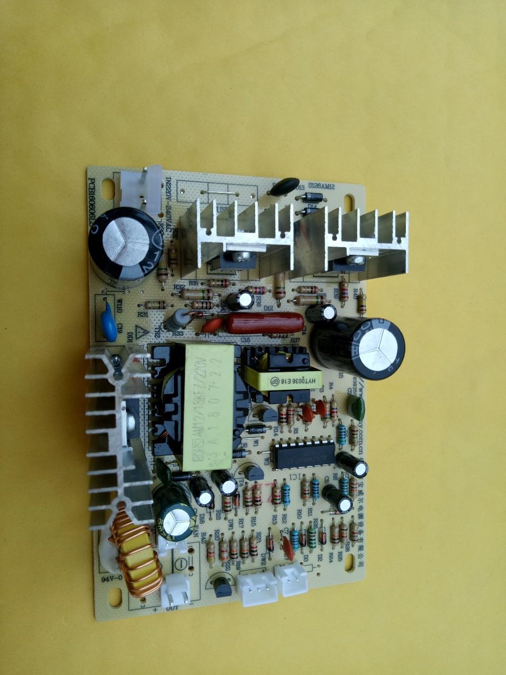 все цены на 100% New Water dispenser accessories Cooling main board S126AM12/S126XF12 SH6429C original refrigeration board онлайн