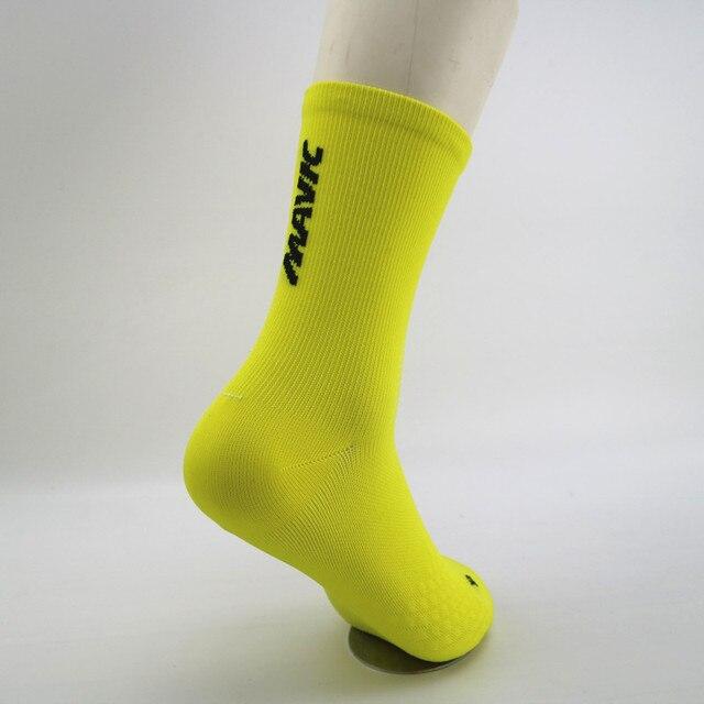 2020 nova marca esporte ciclismo meias ao ar livre das mulheres dos homens correndo basquete escalada meias 3