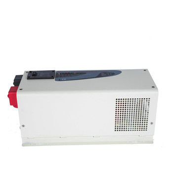 12V to 220V 2000W power supply low frequency converter pure Sine Wave hybrid solar inverter conversor with charger