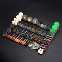 350Pcs Set Rotary Tool Accessories Bit Polishing Set For Grinding Sanding