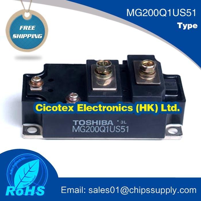 MG200Q1US51 single tube IGBT moduleMG200Q1US51 single tube IGBT module