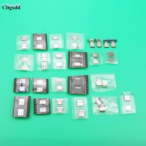 Image 2 - 30 דגם 30PC מיקרו USB סוג C מחבר נקבה טעינת טעינת Dock נמל תקע סוג C שקע שקע עבור Xiaomi 5 Redmi Huawei Honor