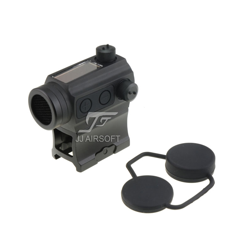 TARGET Solar Power Red Dot with Riser Mount and Killflash (Black) HS503C Style target solar power t1 t 1 red dot with riser mount and low mount tan ipsc hs403c hs503c
